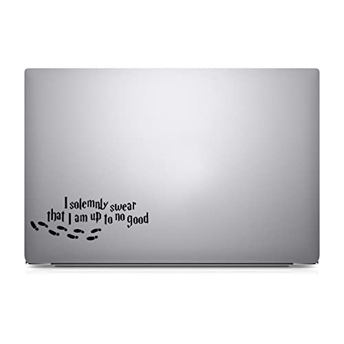 Bargain Max Decals - I Solemnly Swear That I Am up to No Good Harry Potter