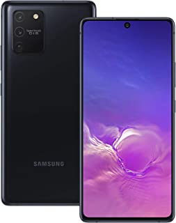 Samsung Galaxy S10 Lite Hybrid-SIM 128 GB - Prism Black (UK Version)