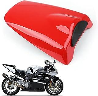LouiseEvel215 Vintage Motorcycle Extended Hump Cuscino Sella Moto Cafe Racer Sella Scramble Flat Pan per Honda CG1215