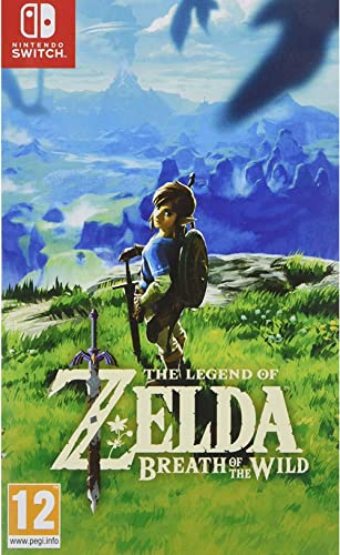 Legend of Zelda: Breath of the Wild (Switch)
