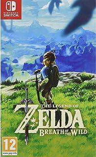"""Nintendo 217915 Videospel """"The Legend of Zelda: Breath of the Wild"""""""