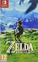 The Legend of Zelda: Breath of the Wild Importación