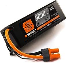 Spektrum 11.1V 5000mAh 3S 30C Smart Hardcase LiPo Battery: IC5, SPMX50003S30H5