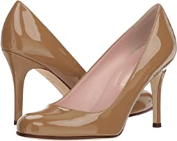 Camel Patent Leather