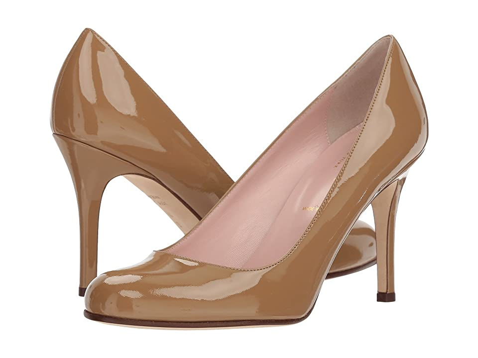 Kate Spade New York Karolina (Camel Patent Leather) Women