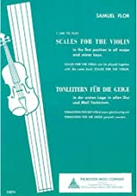 Scales for the Violin