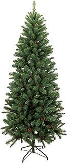 東京堂 クリスマス スリムコーンツリー6.5F XV020365