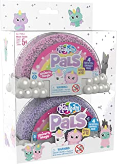Educational Insights Playfoam Pals Unicorn Magic 2-Pack, Fidget, Sensory Toy, Stocking Stuffer for boys & girls, Ages 3+
