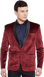 plus size maroon blazer
