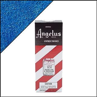 Angelus Brand Suede & Nubuck Dye & Dressing - Light Blue