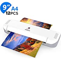 ABOX 9'' Portable Thermal Laminator Machine for A4/A5/A7