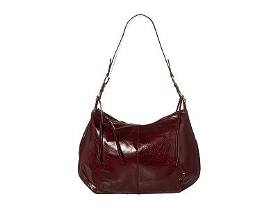 Hobo Lennox (Deep Plum) Handbags