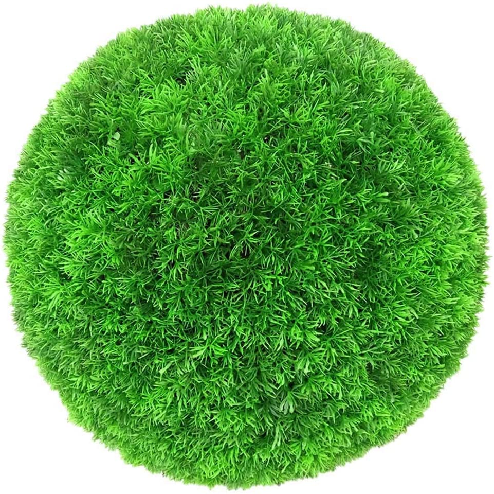 Topiary Max 88% OFF Ball Grass Artificial Excellent Tree Effect