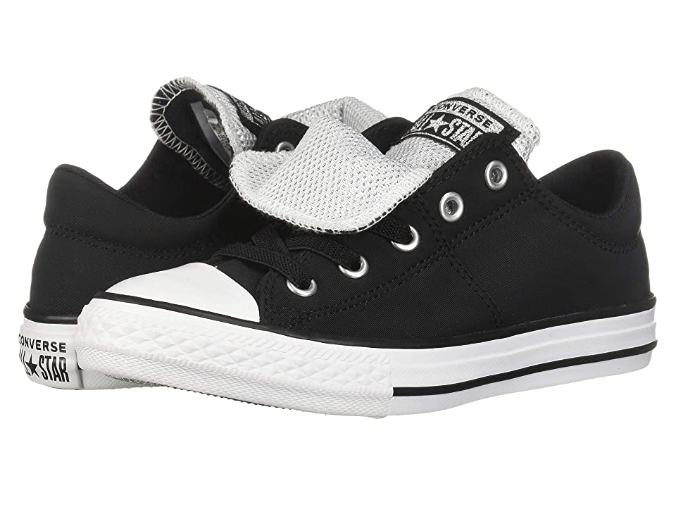 1a7c03b35d7881 Converse Kids Chuck Taylor All Star Maddie Metallic Slip (Little Kid Big Kid )