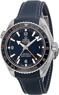 [オメガ] 腕時計 Seamaster Planet Ocean ブルー文字盤 コーアクシャル自動巻き 232.32.44.22.03.001 メンズ 並行輸入品 ブルー