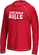 adidas Chicago Bulls Tip-Off Dassler con Capucha Manga Larga T Shirt