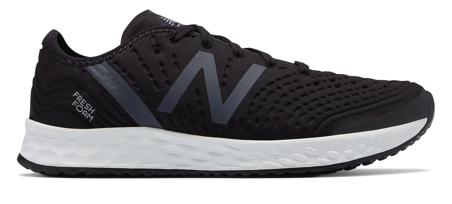 瞑想する代表する衣服(ニューバランス) New Balance 靴?シューズ レディーストレーニング Fresh Foam Crush Black with White ブラック ホワイト US 8.5 (25.5cm)