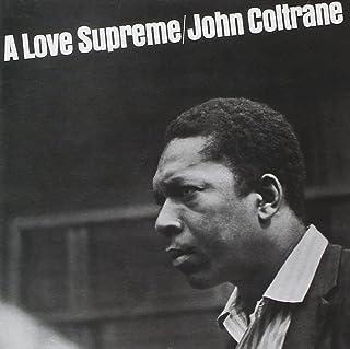 A LOVE SUPREME [Verve]