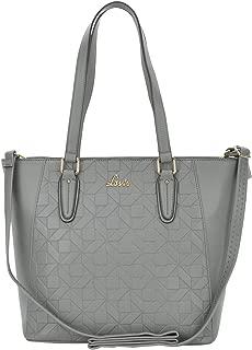 Lavie Zarya Med VT Women's Tote Bag (Grey)(HTBR851036M3)