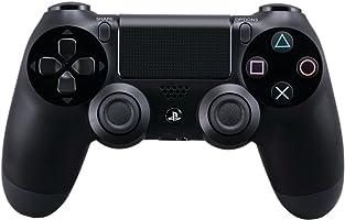 DualShock 4 Wireless Controller for PlayStation 4 - Jet Black (Certified Refurbished)
