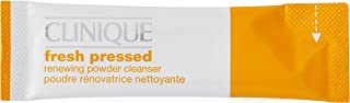 Clinique Fresh Pressed Renewing Powder Cleanser With Pure Vitamin C by Clinique for Women - 28 x 0.01 oz Cleanser, 28 count