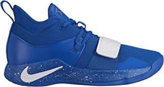 f368447bcee52f Nike Men s PG 2.5 TB Basketball Shoes (Game Royal White