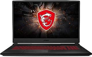 "MSI GL75 9SDK-057 Gaming and Entertainment Laptop (Intel i7-9750H 6-Core, 32GB RAM, 2TB m.2 SATA SSD, 17.3"" Full HD (1920x..."
