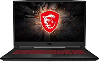 "MSI GL75 9SDK-057 Gaming and Entertainment Laptop (Intel i7-9750H 6-Core, 64GB RAM, 1TB PCIe SSD, 17.3"" Full HD (1920x1080), NVIDIA GTX 1660 Ti, Wifi, Bluetooth, Webcam, 3xUSB 3.2, 1xHDMI, Win 10 Pro)"