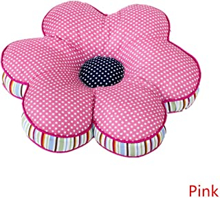 Abreeze Girls Flower Floor Pillow Seating Cushion Plum Bossom Seat Pad Pillow a Reading Nook, Bed Room Watching TV 16
