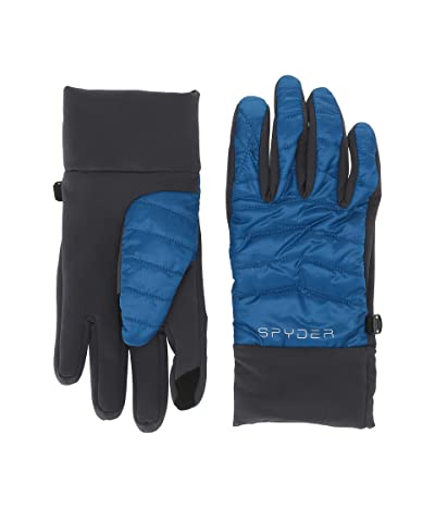 Spyder Kids Glissade Hybrid (Little Kids/Big Kids) (Old Glory) Extreme Cold Weather Gloves
