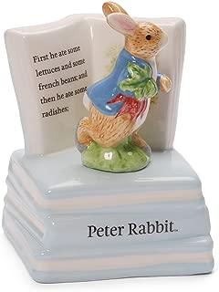 GUND Classic Beatrix Potter Peter Rabbit Musical Sculpture
