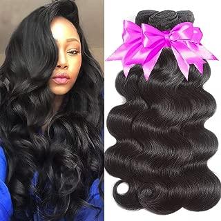 Flady 10A Brazilian Body Wave Human Hair 3 Bundles 22 22 22inch 100% Unprocessed Virgin Brazilian Hair Human Hair Weave Natural Black Color