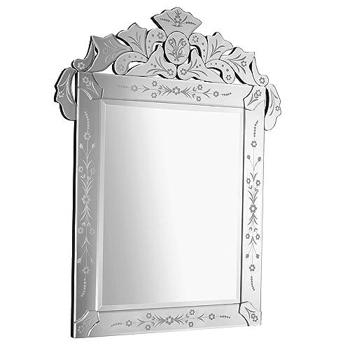 Etched Mirror Amazon Com