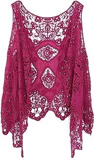 Open Stitch Cardigan Boho Hippie Crochet Vest