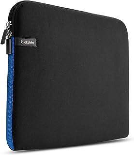 kilokelvin 15-15.6 Funda Protectora para Portátiles/Neopreno Funda de Portatil/Portátil Caso/Caja de la Tableta para Acer/ASUS/DELL/Fujitsu/Lenovo/HP/Samsung/Sony Toshiba (Azul Oscuro)