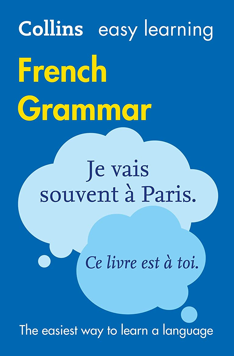 排他的したい遊具Easy Learning French Grammar (Collins Easy Learning) (French Edition)