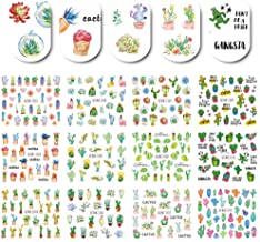 Best cactus nail decals Reviews