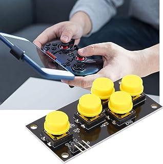 Okuyonic Module de Bouton 2 pièces Clavier de Module de Touche de 5 Boutons pour l'industrie pour Factroy pour Le Bureau