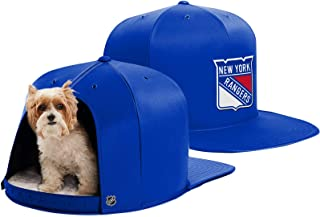 NAP CAP NHL New York Rangers Team Indoor Pet Bed (Available in 3 Sizes)