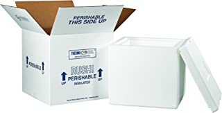 Boxes Fast BF230C Insulated Shipping Box with Foam Container, 12