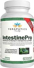 IntestinePro Intestine Support for Humans with Non-GMO Wormwood, Black Walnut, Echinacea + 15 More Premium Ingredients, 60...
