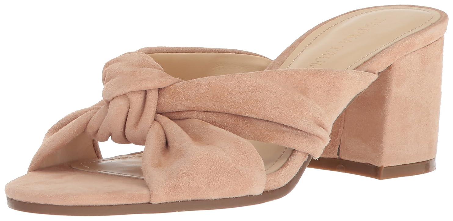 ファンブルと組む詐欺[Ivanka Trump] Women's Earin Slide Sandal [並行輸入品]