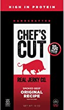 Chef`s Cut Real Smoked Beef Original Recipe Jerky, 14 Ounce