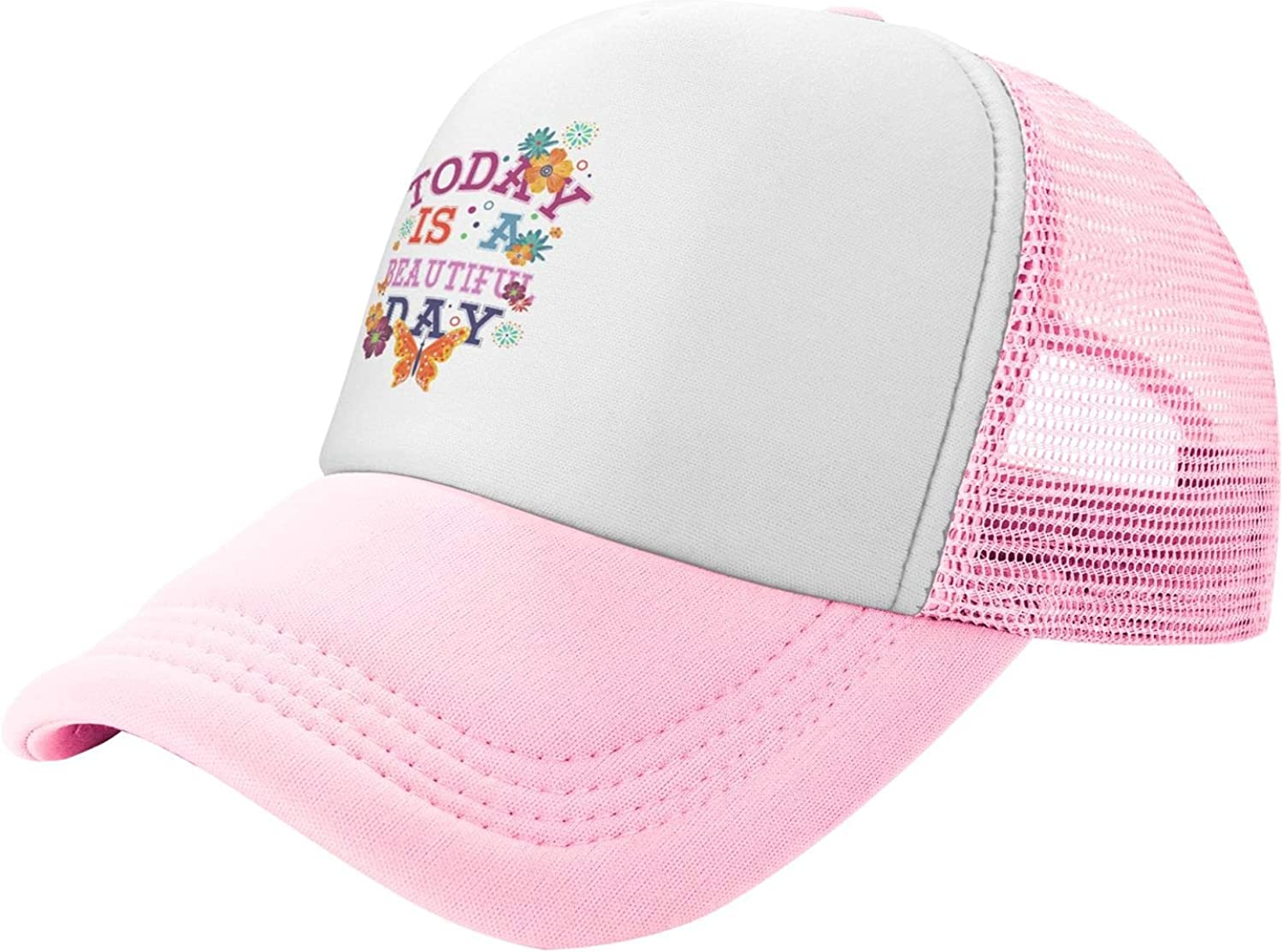 Summer Mesh Baseball Cap Today Popular shop is the lowest price Beauty products challenge Day A Beautiful Trucker Funny
