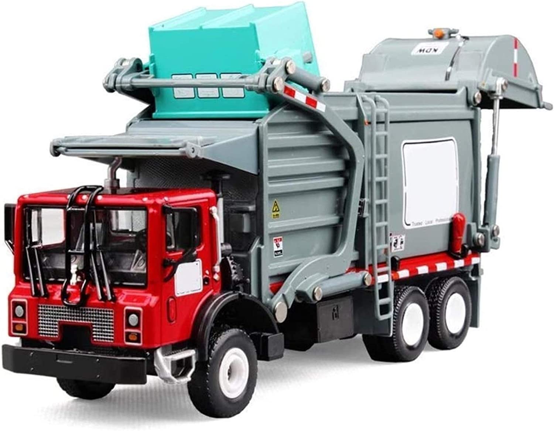 TXXM Children Boy Toy Alloy Die Model Engineering Ve Casting shopping Award Car