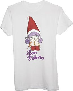 New Indastria T-Shirt Lamu La Ragazza dello Spazio