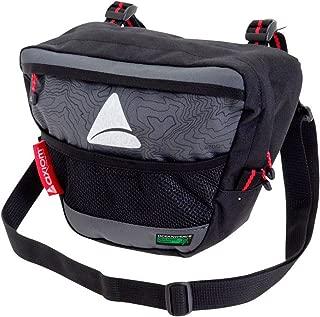 Axiom Bag Axiom Handlebar Seymour O-Weave P4 Grey/Black - 404051-01