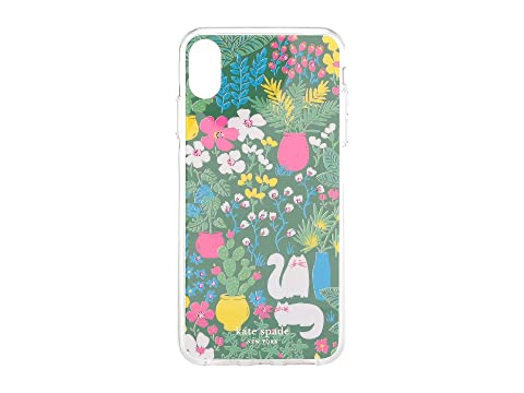 Kate Spade New York Jeweled Garden Posy Phone Case For iPhone XS Max