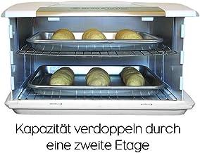 Korona 21133 Toaster with Brötchenaufsatz green