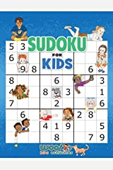 Sudoku for Kids: 100+ Sudoku Puzzles from Beginner to Advanced (Woo! Jr. Kids Activities Books) Paperback